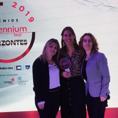 ALGAPLUS receives innovation prize.