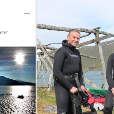 The AquaVitae project is highlighted as a successful example of international cooperation in aquaculture research in Norway's new aquaculture strategy.